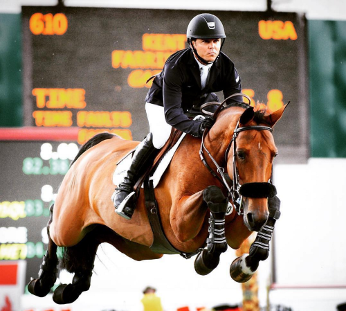 Kent Farrington - SOLIC Rider